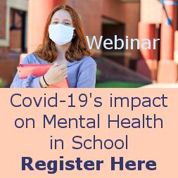 Webinar on Covid and Mental Health in School